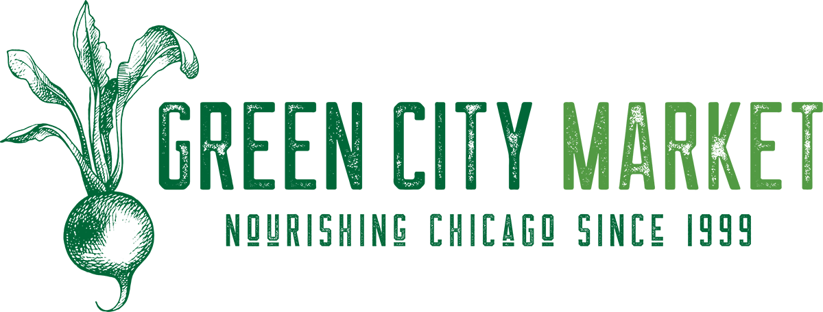 Green City Market Logo